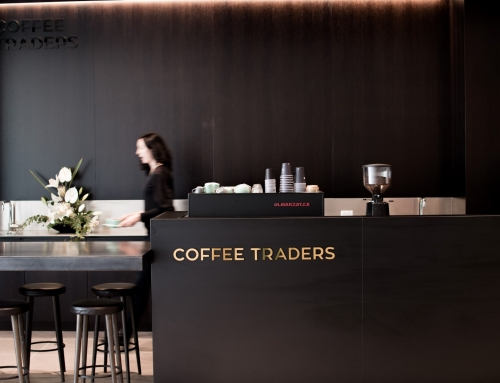 Coffee Traders Trades Places