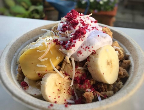 Posh Porridge Pops Up in The Vicinity